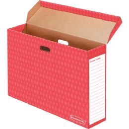 48 Bulk Bankers Box Bulletin Board Storage Boxes
