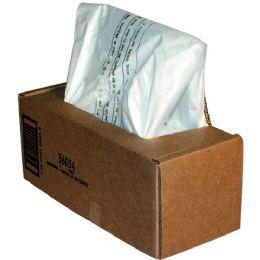 Bulk Fellowes Waste Bags For 125 / 225 / 2250 Series Shredders