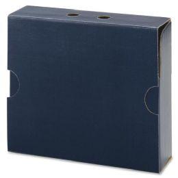 20 Bulk Smead 92030 Navy Mo File Case Wrap