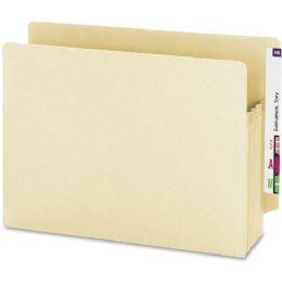 3 Bulk Smead End Tab Extra Wide Tuff Pocket 75150