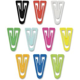 Bulk Gem Office Products Triangular Paper Clips
