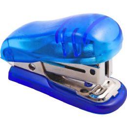 Bulk Baumgartens Translucent Plastic Mini Stapler