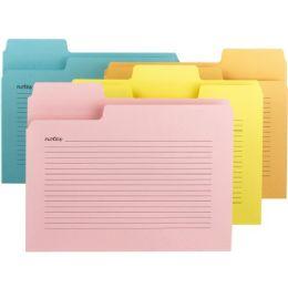 20 Bulk Smead Supertab Notes File Folders