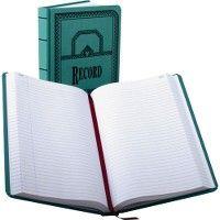 Bulk Boorum & Pease Boorum 66 Series Blue Canvas Record Books