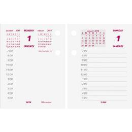 102 Bulk Brownline Daily Calendar Refill