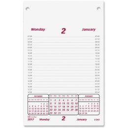 54 Bulk Brownline Daily Calendar Refill