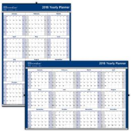 48 Bulk Brownline Yearly Wall Calendar