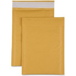 Bulk Sparco Size 1 Bubble Cushioned Mailers