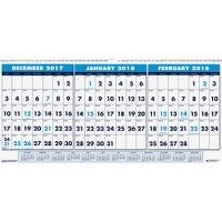 21 Bulk House Of Doolittle 3-Month Horizontal Wall Calendar