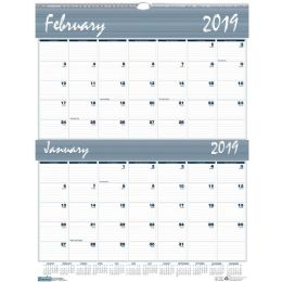 10 Bulk House Of Doolittle Bar Harbor Blue/gray 2-Mth Wall Calendar