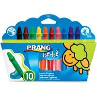 60 Bulk Prang BE-Be Jumbo Crayons