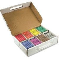 Bulk Prang Crayons Master Pack