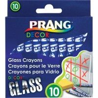 84 Bulk Prang Decor Glass Crayons