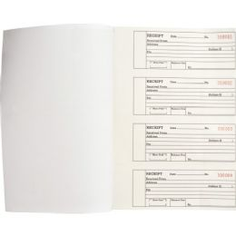 Bulk Business Source Duplicate Receipt Book