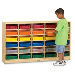 Bulk JontI-Craft 30 PapeR-Tray Mobile Storage - With Colored PapeR-Trays