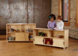 Bulk Truemodern Low Storage Shelf