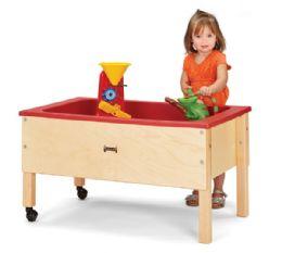 Bulk JontI-Craft Toddler Space Saver Sensory Table