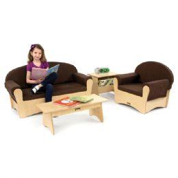 Bulk JontI-Craft Komfy Sofa 2 Piece Set