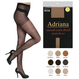 60 Bulk Adriana Fashion Sheer Pantyhose