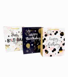 96 Bulk Birthday Gift Bag Size Medium