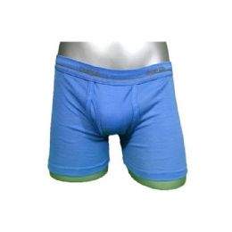 180 Bulk Boys Boxer Brief Assorted Colors In Size Large