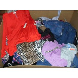 600 Bulk Clothing Pallets - Men's, Women's And Children's