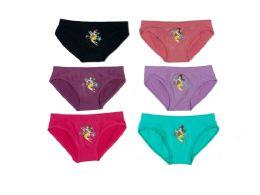 36 Bulk Girls Seamless Brief Size XL