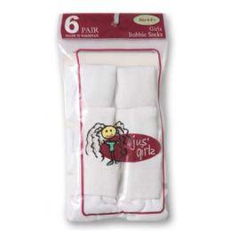 36 Bulk Kid's Socks Assorted Sizes Of 9-11
