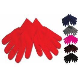96 Bulk Kids Magic Glove Black Only