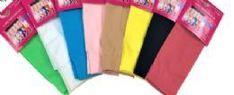 96 Bulk Ladies' Trouser Socks In Yellow One Size
