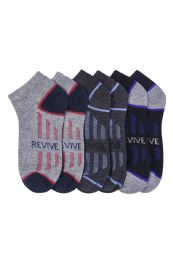 432 Bulk Mens Spandex Ankle Socks Size 10-13