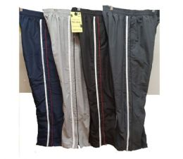 12 Bulk Mens Tiro Training Pants Assorted Color And Size
