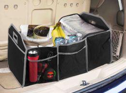 6 Bulk Home Basics Trunk Organizer With Cooler