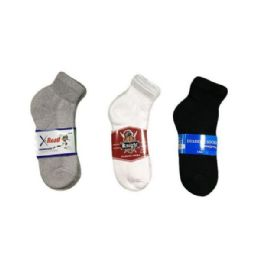 144 Bulk Womans Diabetic Ankle Sock