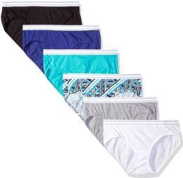 54 Bulk Womens Cotton HI-Cut Underwear Assorted Sizes And Colors Bulk Buy