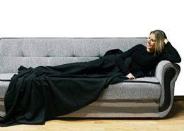 60 Bulk Yacht & Smith 50x60 Fleece Blanket, Soft Warm Compact Travel Blanket, Black