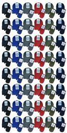 144 Bulk Yacht & Smith Wholesale Kids Beanie And Mitten Sets Ages 2-8
