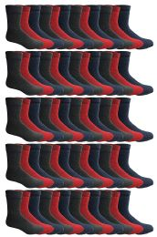 360 Bulk Yacht & Smith Women's And Men's Warm Thermal Boot Socks Case Set