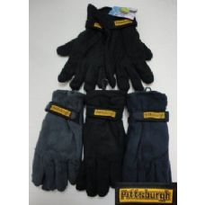 144 Pairs Mens Thermal Insulated Fleece Gloves Camo WINTER BULK WHOLESALE LOT
