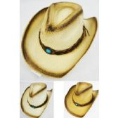 1126849. Case (12 pieces)   116.28. Unit Price   9.69. Add to cart. Wholesale  Wholesale Paper Straw Cowboy Hat Vintage look with Beads d7568688ed4c