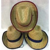 Wholesale Boonie Hats Cowboy Style Fishing Hats Solid Color - at ... a5049d51ee98