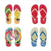 9eb131440 Wholesale Women s Rubber Zori Flip Flops - at - bluestarempire.com